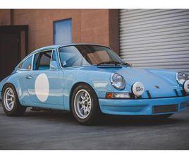 FOR SALE: 1973 PORSCHE 911 IN FALLBROOK, CALIFORNIA