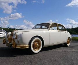 1960 JAGUAR MK 2 FOR SALE