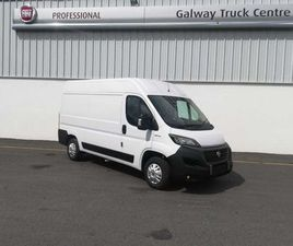 9 SPEED AUTOMATIC FIAT DUCATO 2.3 140BHP MWB FOR SALE IN GALWAY FOR €27,550 ON DONEDEAL