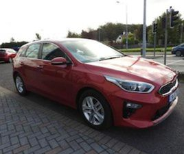 KIA CEED 1.0 K3 PETROL FOR SALE IN CORK FOR €19995 ON DONEDEAL