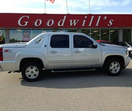 USED 2013 CHEVROLET AVALANCHE BLACK DIAMOND! HEATED LEATHER AND WHEEL!