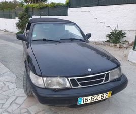 SAAB CABRIO 900 (TROCA)