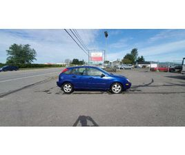 2005 FORD FOCUS ZX5 SES ECHANGE,FINANCEMENT | CARS & TRUCKS | LONGUEUIL / SOUTH SHORE | KI