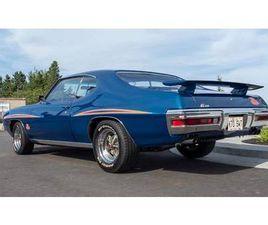 1970 PONTIAC GTO JUDGE 2 DOOR