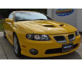 FOR SALE: 2004 PONTIAC GTO IN FAIRVIEW, PENNSYLVANIA