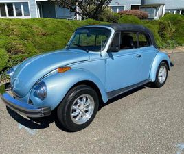 FOR SALE: 1975 VOLKSWAGEN BEETLE IN MILFORD CITY, CONNECTICUT
