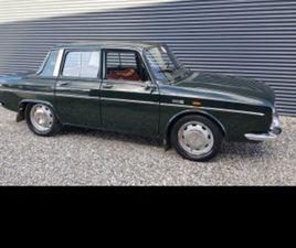 1967 RENAULT 4 10 1,1 DØRS 16.000 KM KR 49.900
