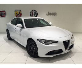 ALFA ROMEO - GIULIA 2.2 DIESEL 118KW 160CV EXECUTIVE AT