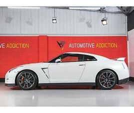 2016 NISSAN GT-R R35 COUPE 3.8 V6 4WD AUTO   RECARO EDITION   LITCHFIELD STAGE 1