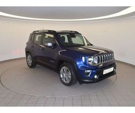 JEEP RENEGADE 1.3 T4 GSE LIMITED 5DR DDCT