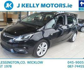 OPEL ZAFIRA TOURER 1.4 SRI FOR SALE IN WICKLOW FOR €15,500 ON DONEDEAL