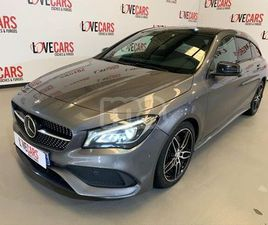 MERCEDES-BENZ - CLASE CLA CLA 220 D SHOOTING BRAKE