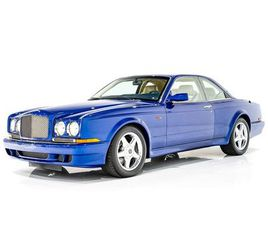 BENTLEY CONTINENTAL T 1998 #ENG-PC1169