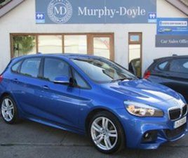 BMW 2 SERIES 225XE PHEV M SPORT FOR SALE IN DUBLIN FOR €17950 ON DONEDEAL
