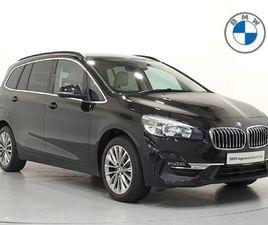 BMW 2 SERIES GRAN TOURER 218D LUXURY GRAN TOURER FOR SALE IN DUBLIN FOR €37,950 ON DONEDEA