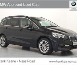 BMW 2 SERIES GRAN TOURER 218D LUXURY GRAN TOURER FOR SALE IN DUBLIN FOR €37950 ON DONEDEAL