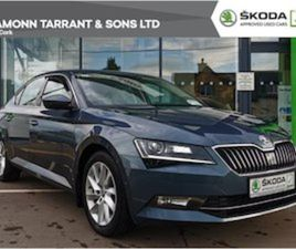 SKODA SUPERB STYLE 2.0TDI 150BHP DSG FOR SALE IN CORK FOR €23750 ON DONEDEAL