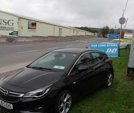 OPEL ASTRA, 2016 FOR SALE IN CORK FOR €10,950 ON DONEDEAL