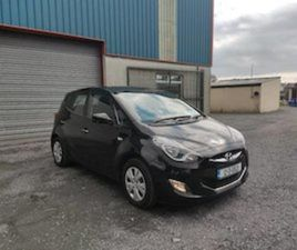 HYUNDAI IX20 2012 1.4 CRDI FOR SALE IN MAYO FOR €7500 ON DONEDEAL