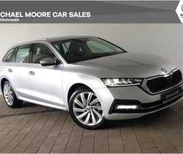 SKODA OCTAVIA COMBI STYLE 2.0TDI 115BHP FOR SALE IN WESTMEATH FOR €33,700 ON DONEDEAL