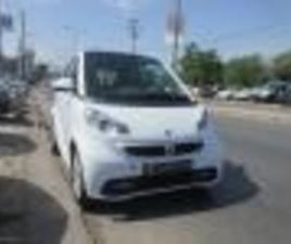 SMART FORTWO DIESEL COPA CAR ΜΕ ΑΠΟΣΥΡΣΗ 2012