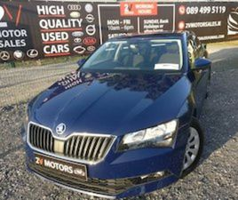 SUPERB 162 1.6 TDI 120BHP ACTIVE DSG AUTOMATIC FOR SALE IN DUBLIN FOR €11950 ON DONEDEAL
