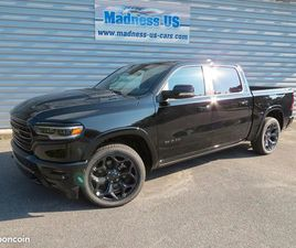 DODGE RAM 1500 CREW CAB LIMITED NIGHT EDITION 4X4 2021