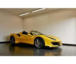 >FERRARI 488 PISTA SPIDER 3.9 V8