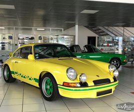 PORSCHE 911 CARRERA 2.7 RS - 1973