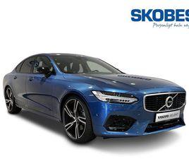 VOLVO S90 D5 AWD R-DESIGN, NYBILSPRIS 692.000 :-