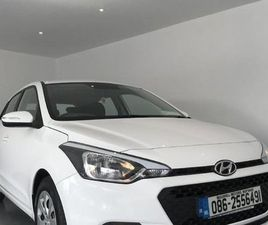 HYUNDAI I20 1.2 75PS S AIR FOR SALE IN KERRY FOR €UNDEFINED ON DONEDEAL
