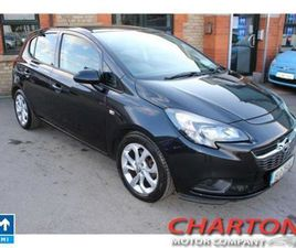 OPEL CORSA 1.4I PETROL 90HP EXCITE FOR SALE IN DUBLIN FOR €8,994 ON DONEDEAL