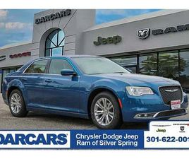 BRAND NEW BLUE COLOR 2020 CHRYSLER 300 TOURING FOR SALE IN SILVER SPRING, MD 20904. VIN IS