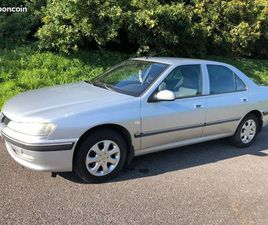 PEUGEOT 406 2.0 HDI 110 CV CONFORT PHASE2