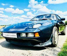 PORSCHE 928 SCHALTER AUS 1981 NR.0027