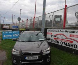 MITSUBISHI ASX, 2014 FOR SALE IN CORK FOR €8750 ON DONEDEAL