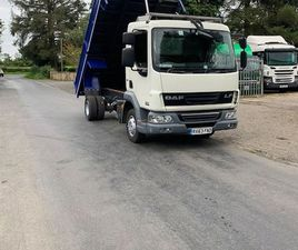 2013 DAF TIPPER FOR SALE IN ARMAGH FOR €1 ON DONEDEAL