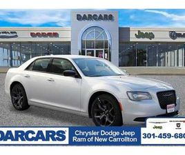 BRAND NEW SILVER COLOR 2020 CHRYSLER 300 TOURING FOR SALE IN NEW CARROLLTON, MD 20784. VIN