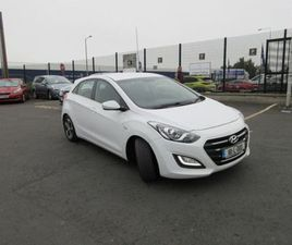 HYUNDAI I30 SE 100 BLUEDRIVE ISG START/STOP FOR SALE IN LIMERICK FOR €15,950 ON DONEDEAL