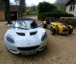 LOTUS ELISE SERIE 3 1.6 OCCASION