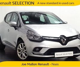 RENAULT CLIO IV DYNAMIQUE NAV TCE 90 M FOR SALE IN KILDARE FOR €14,450 ON DONEDEAL