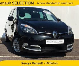 RENAULT SCENIC SCENIC 3 LTD 1.5 DCI 95 FOR SALE IN CORK FOR €12,990 ON DONEDEAL