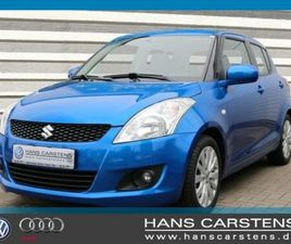 SUZUKI SWIFT COMFORT 1.2 KLIMA EL. FENSTER