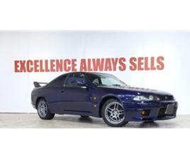 USED 1995 NISSAN SKYLINE GTR R33 MINT+RUST FREE+GENUINE MILES+GOOD MOT HISTORY+RARE COLOUR