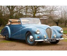 1951 HEALEY ABBOTT DROPHEAD COUPE
