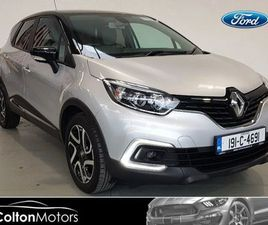 RENAULT CAPTUR HIGH SPEC ICONIC NAV 1.0I FOR SALE IN WESTMEATH FOR €15,950 ON DONEDEAL