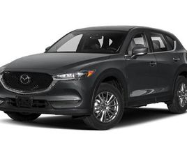 USED 2021 MAZDA CX-5 GS