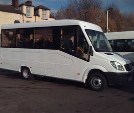 515 17 SEAT WELFARE BUS CERTIFICATE OF INITIAL FITNESS DIGITAL TACHOGRAPH PSV NO VAT