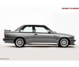 BMW E30 M3 EVO 2 // GERMAN SUPPLIED // NUT & BOLT RESTORATION