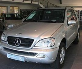 MERCEDES-BENZ ML 270 CDI COMAND-SHD-AHK